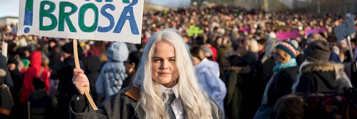 En Islande, l'égalité se prouve