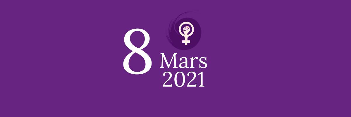 8 mars 2021